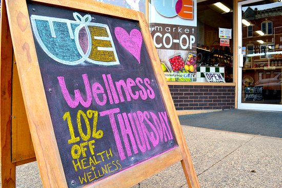 River Falls, WI: The best wellness and body care products can be found at WE Market Co-op.