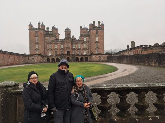 Dumfries, UK: Douglas Ancestral Tour