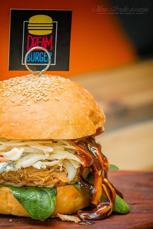 Gorzow Wielkopolski, Poland: Dream Burger