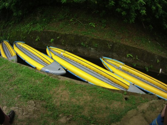 Hawi, Hawái: Canoes