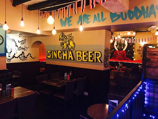 Thai Street Food Wakefield