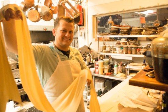 Wellfleet, แมสซาชูเซตส์: Ceraldi - The Chef!