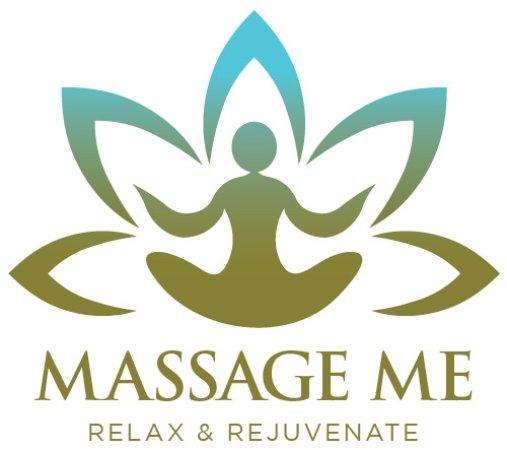 Healdsburg, Californien: Massage Me Logo