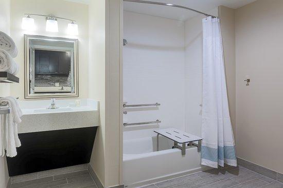 Edinburg, Teksas: Accessible Bathroom