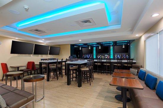 Towneplace Suites By Marriott McAllen Edinburg: Ignite Lounge