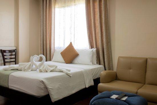 Palmbeach Resort & Spa: Standard room