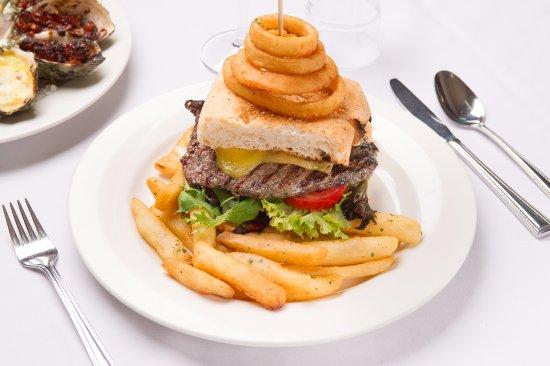 Port Augusta, Australia: Standpipe Steak Sandwich