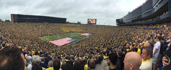 Ann Arbor, MI: It really is a BIG house!!!