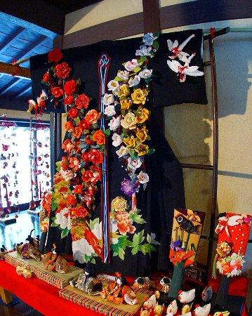 Anjo, Japan: つるし雛展