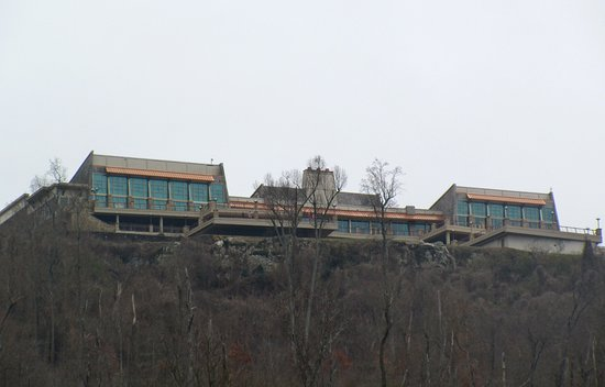 Lake Guntersville State Park Lodge View Of From The Beach