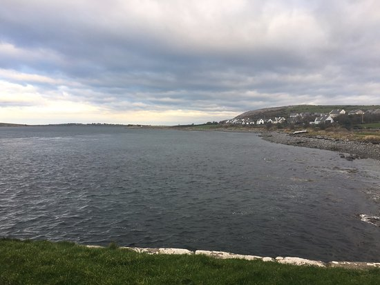 New Quay, Irland: View from Linane's