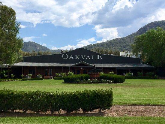 Oakvale Wines : The Cellar Door