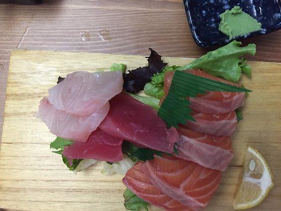 Buderim, Australia: Sashimi