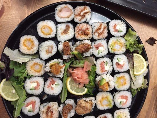 Buderim, Australia: Small Sushi platter
