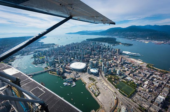 Vancouver Seaplane Small-Group Tour with Carbon Offset