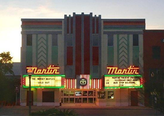 The Martin Theatre