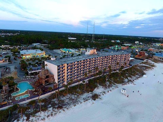 Days Inn By Wyndham Panama City Beach Ocean Front