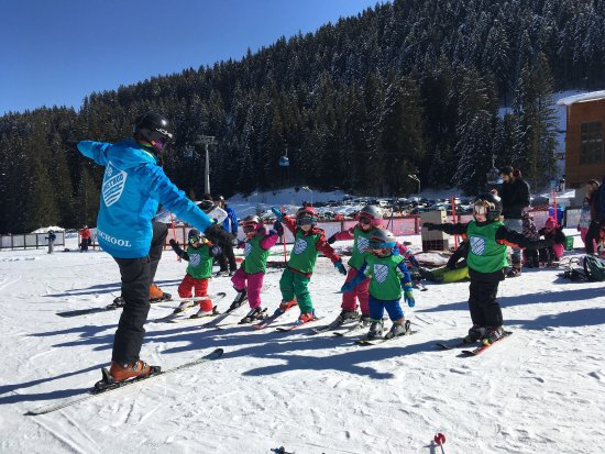 Bansko, Bulgarien: Method Snow School