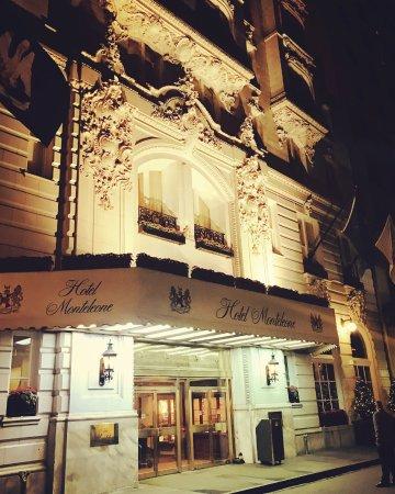 The Historic Hotel Monteleone on Royal Street