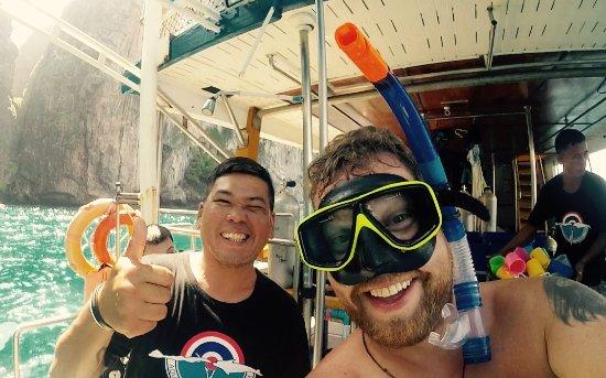 راواي, تايلاند: Our stuff