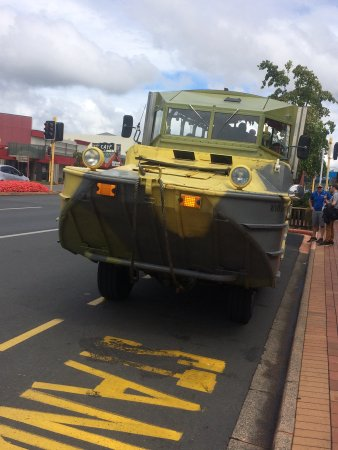 Rotorua Duck Tours Photo
