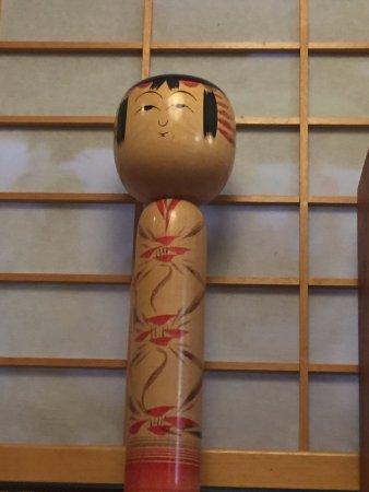 Oriental ornaments, Qualicum Sushi, 33 W. 2nd Ave., Qualicum Beach, British Columbia