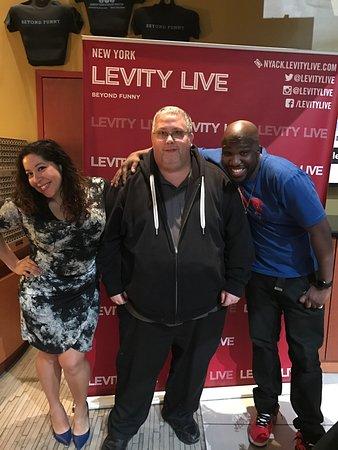 West Nyack, NY: Levity Live Comedy Club