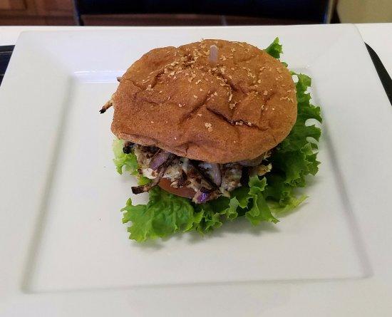 Baagan: Mushroom Burger