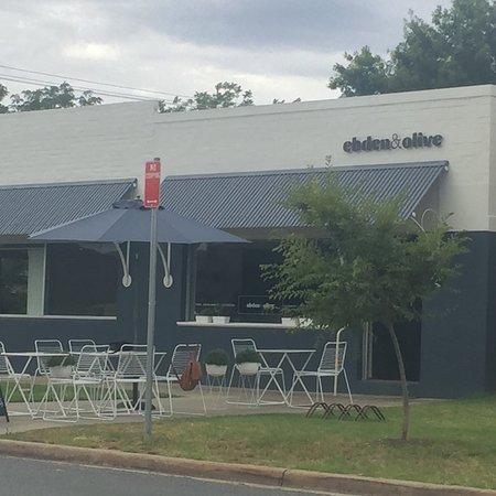 Albury, Australia: Ebden and Olive