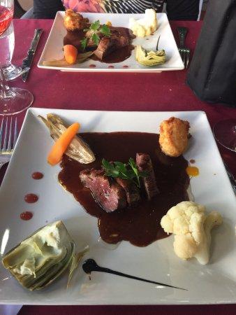 St valentin photo de l 39 abri cotier restaurant - Cuisine saint valentin ...