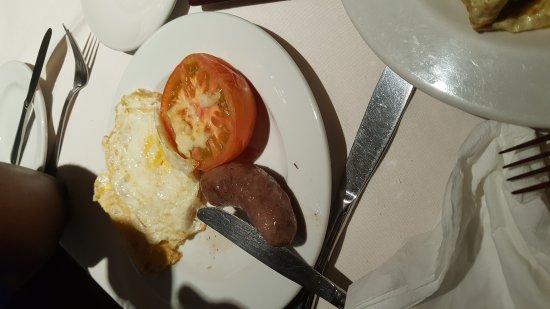 Lugogo Sun: Friday morning breakfast