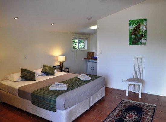 Edge Hill, Australia: King Bedroom