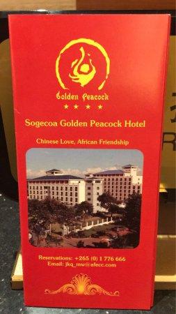 Golden Peacock Hotel : photo0.jpg