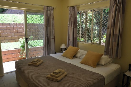 Edge Hill, Australia: Small Double Bedroom