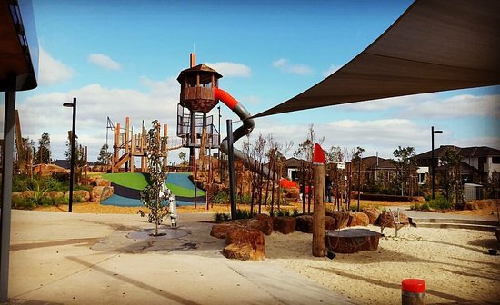 Caroline Springs, Austrália: Woodlea Playground