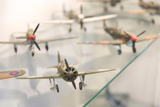 Moorabbin, Australia: Model plane collection