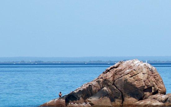 Dunsborough, Australia: Breathtaking clear, blue ocean.