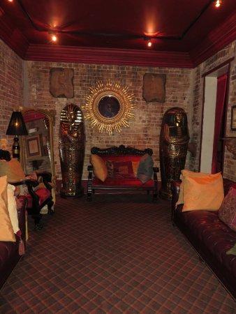 Muriel's Jackson Square: Voodoo room upstairs