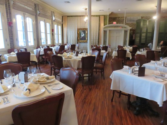 Muriel's Jackson Square: Downstairs formal dining