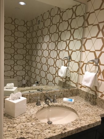 I was very impressed with the Delano Las Vegas! This hotel is an extension of The Mandalay minus