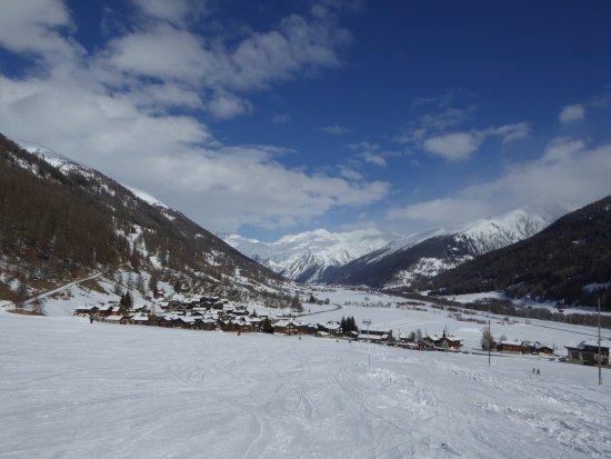 Skigebiet Muenster-Geschinen