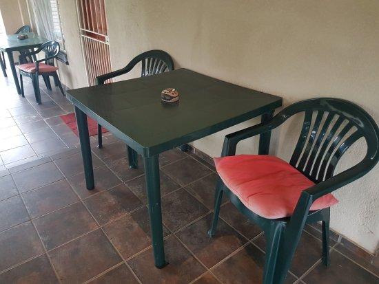 Kempton Park, South Africa: Patio Furniture