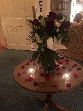 Little Horsted, UK: Valentine's