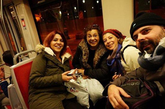 Cemberlitas Hamami : Μετά το μασάζ μαζί με την Gül Uydur