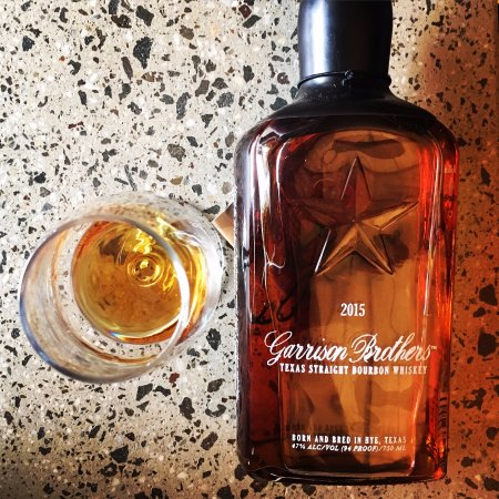 Brunswick, أستراليا: Garrison Brothers 2015 Texas Straight Bourbon Whiskey