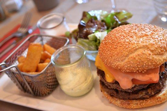 Papa Rock Stub : Burger