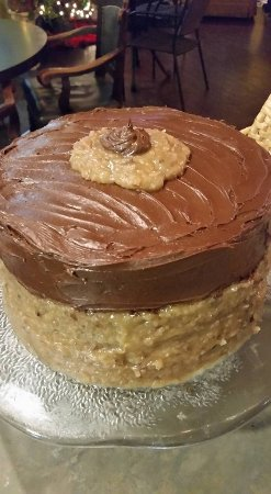 Athens, TX: sometimes you just need cake...try our fabulous German Chocolate Cake..it doesn't last long..