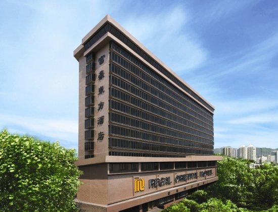 Photo of Regal Oriental Hotel Hong Kong