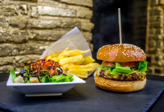 Altkirch, Francia: L'AG burger