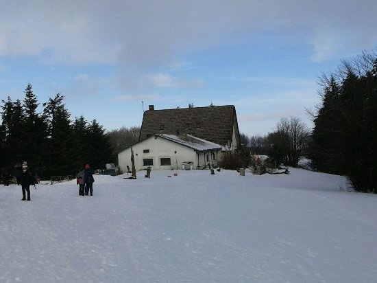 Verghereto, Ιταλία: Neve